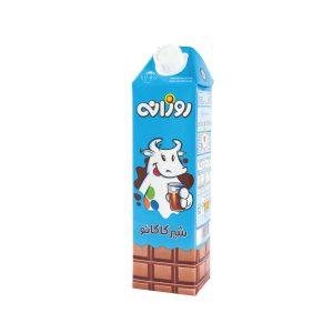 شیر شکلات روزانه 1 لیتری