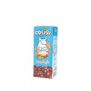 شیر قهوه روزانه 200 سی سی