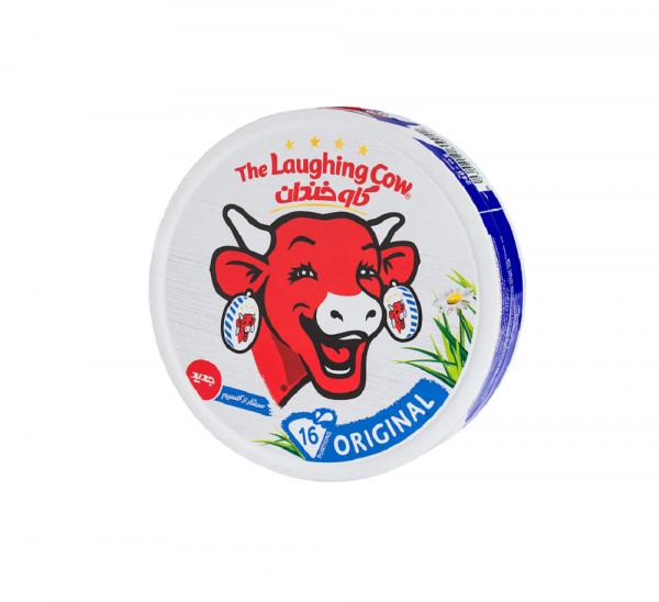 پنیر گاو خندان 16 عددی