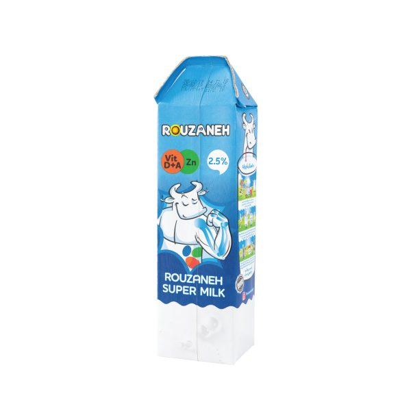 سوپر شیر پرچرب روزانه 1 لیتری