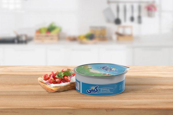پنیر خامه ای کیبی 100 گرمی